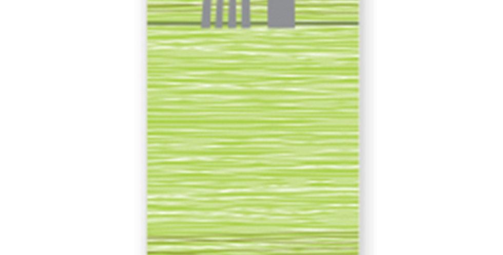 Napkin Fato Tablewear Quick Pocket, Airlaid, Pistachio, 40pcs., 40x40cm