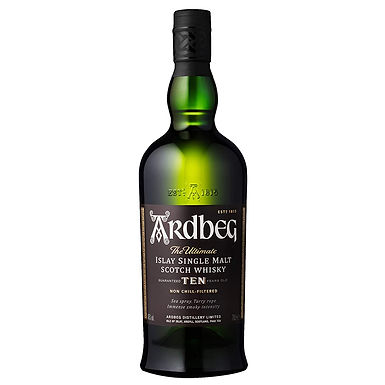 Ardbeg 10 Years Old Scotch Whisky, 700ml