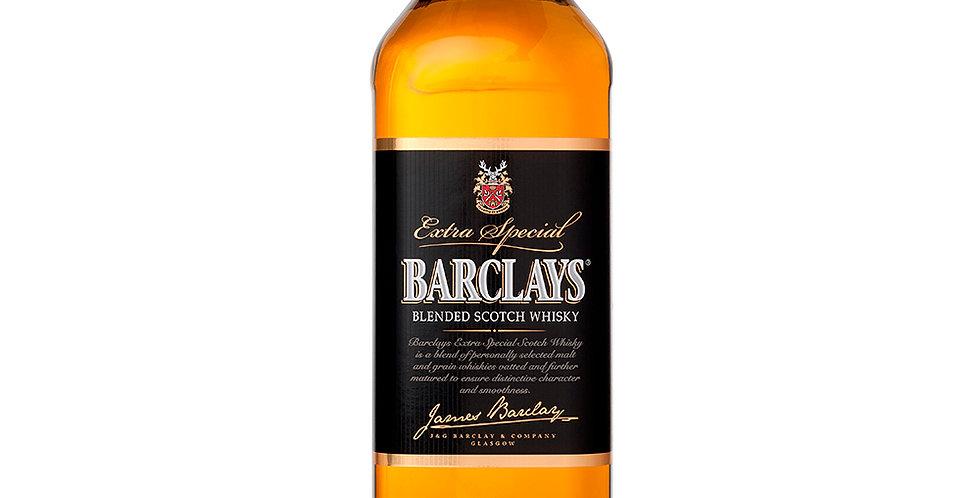 Barclays Scotch Whisky, 1L