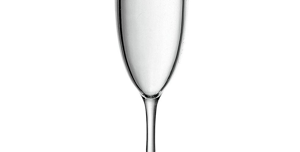 Flute Glass Guzzini Happy Hour, Polycarbonate, 100ml