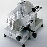 Gravity Meat Slicer Mistro GS 350 I CE, Gear Transmission, Prof., 35cm Blade
