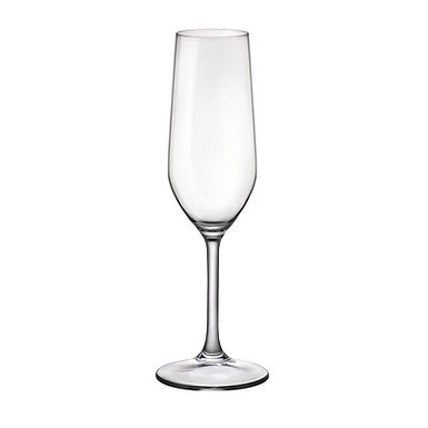 Flute Champagne Glass Bormioli Rocco Riserva, 200ml