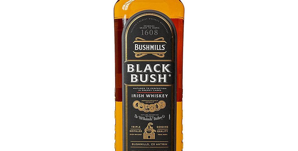 Bushmills Black Bush Irish Whiskey, 1L