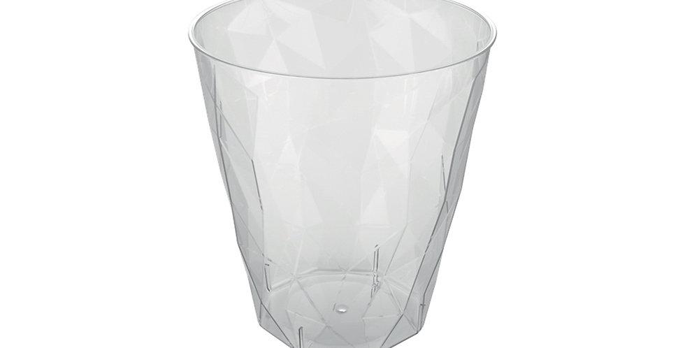 Disposable Cup Goldplast, PS, Transparent, 340ml
