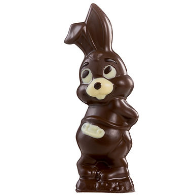 Baby Bunny Mold Martellato 3D Easter, Thermoformed Plastic, 180mm
