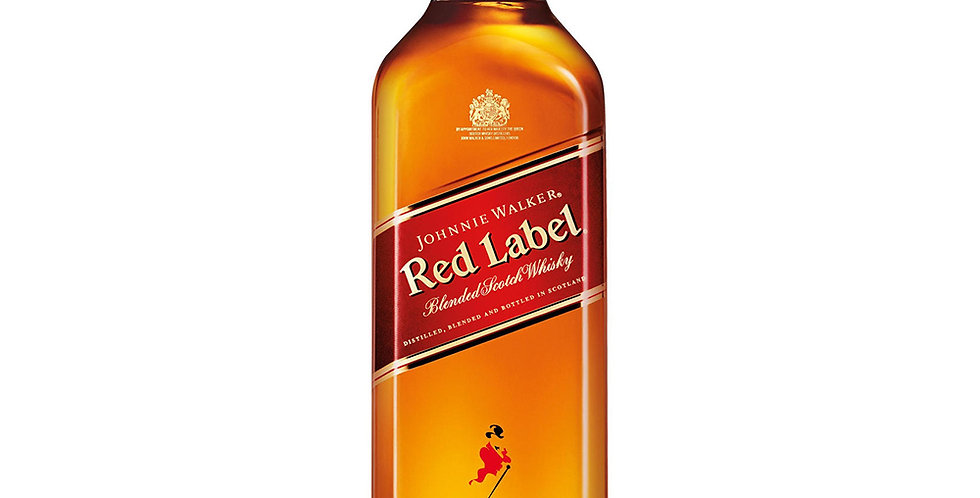 Johnnie Walker Red Label Scotch Whisky, 700ml