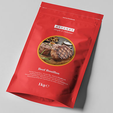 Beef Bouillon Powder NETCHEF, 1kg