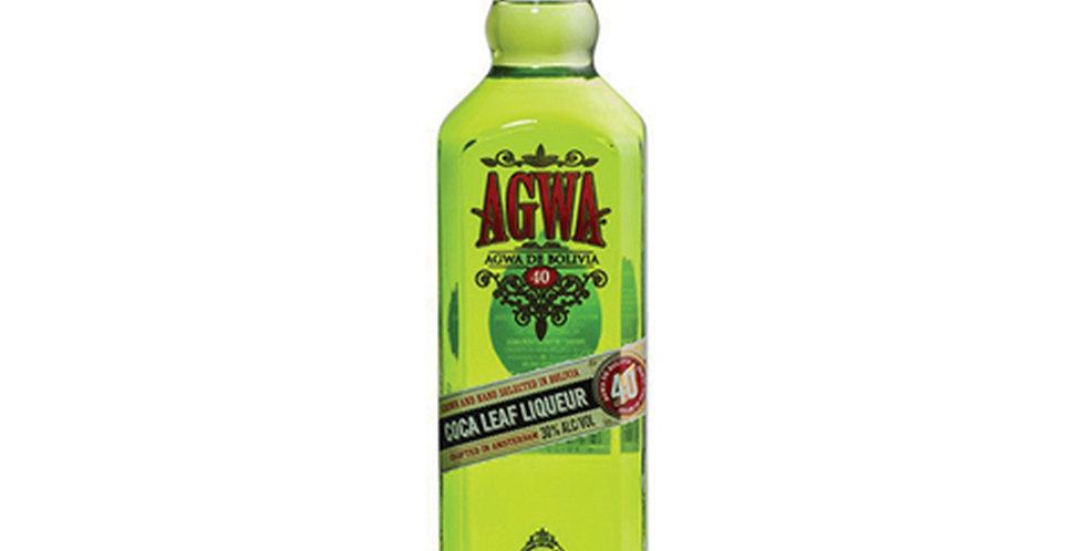 Agwa De Bolivia Coca Leaf Liqueur, 700ml