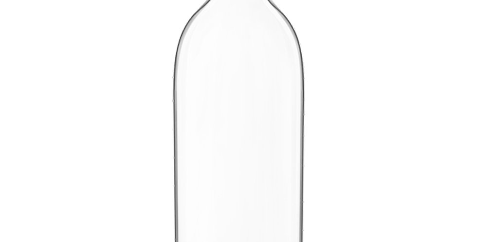 Bottle with Hermetic Lid Bormioli Rocco Emilia, 1000ml