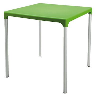 Table Grandsoleil Boulevard Polypropylene, 70x70cm