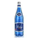 Carbonated Natural Mineral Water Perlage, Glass Bottle, 700ml