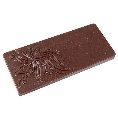 Chocolate Bar Mold MA2004 Martellato Choco Style, PC, 4 pcs, 130x55x8mm, 67g