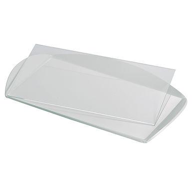 Tray Martellato, Plexiglass, 18x29x2.5cm
