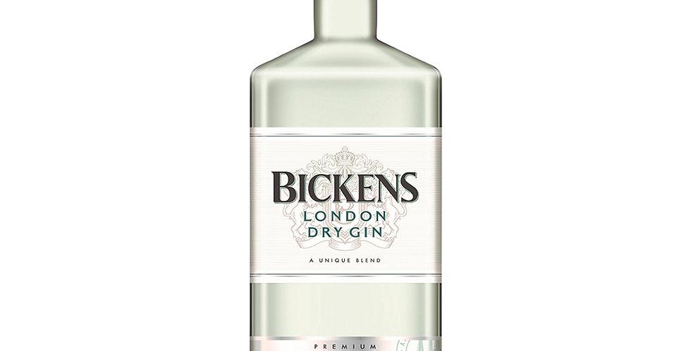 Bickens London Dry Gin, 1L