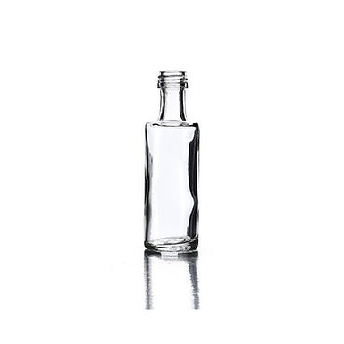 Bottle Dorica, Glass, Clear, 100ml, 24x15