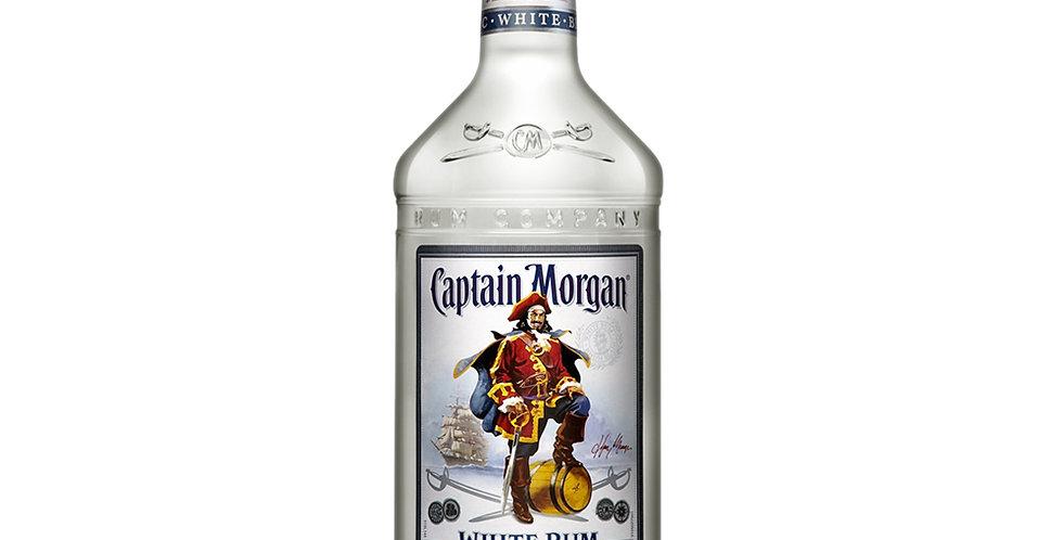 Captain Morgan White Rum, 1L