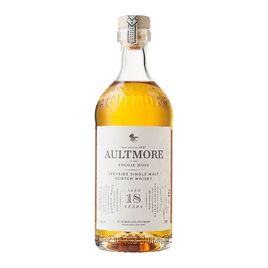 Aultmore Aged 18 Years Scotch Whisky, 700ml