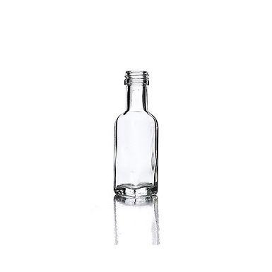 Bottle Marasca, Glass, Clear, 20ml, 18x15