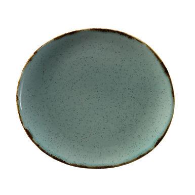 Flat Plate Tognana Trend Split, Oval, 20x18cm