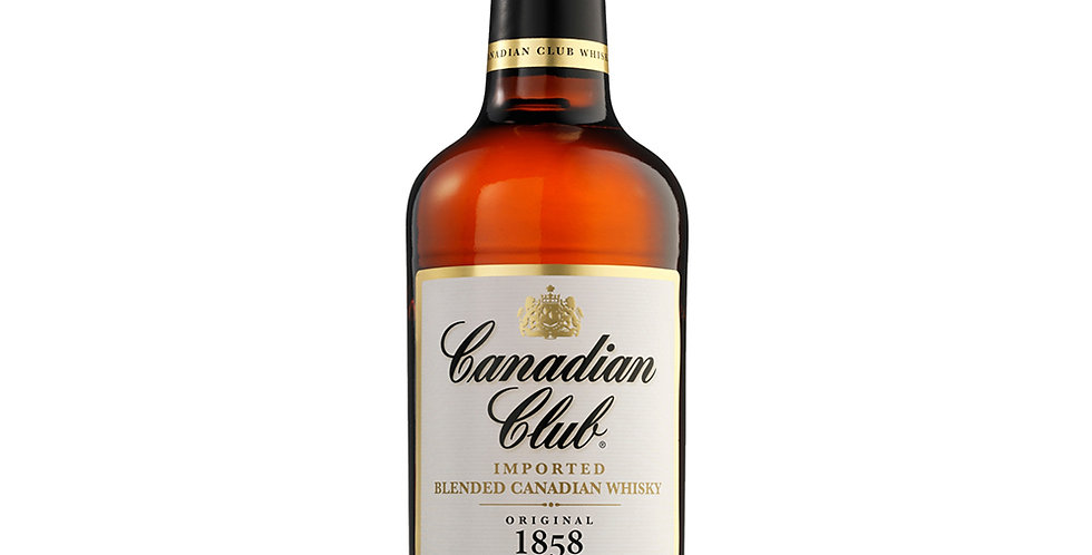 Canadian Club Canadian Whisky, 700ml