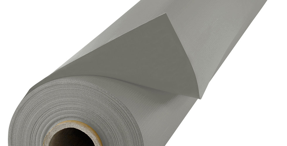 Blackout Curtain Roll, Dark Gray, 3x20m