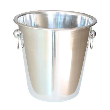 Champagne Bucket, Inox, ∅21.5x20.5cm