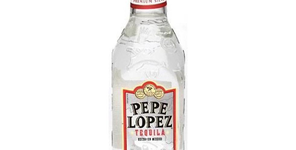 Pepe Lopez Silver Tequila, 700ml