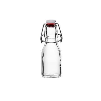 Bottle Bormioli Rocco Swing, with Hermetic Lid, 125ml