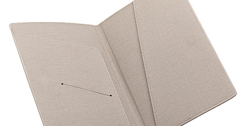 Bill Holder Leone Madeira, PP, Light Grey, 1 pc, 22x12.5cm
