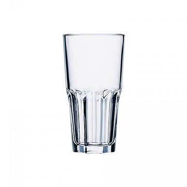 Long Drink Glass Arcoroc Granity, Tempered, Stackable, 310ml