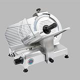Gravity Meat Slicer Mistro GS 250 ECONOMIC CM10 CE, Professional, 25cm Blade