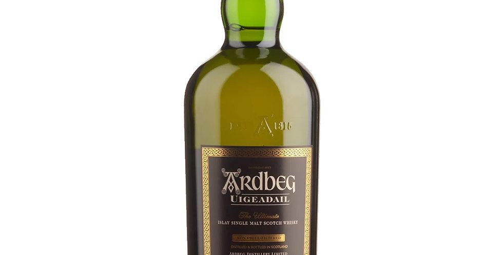 Ardbeg Uigeadail Scotch Whisky, 700ml