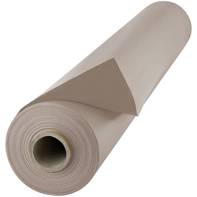 Blackout Curtain Roll, Middle Brown, 3x20m