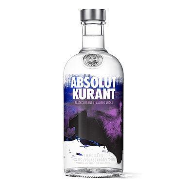 Absolut Kurant Vodka, 700ml