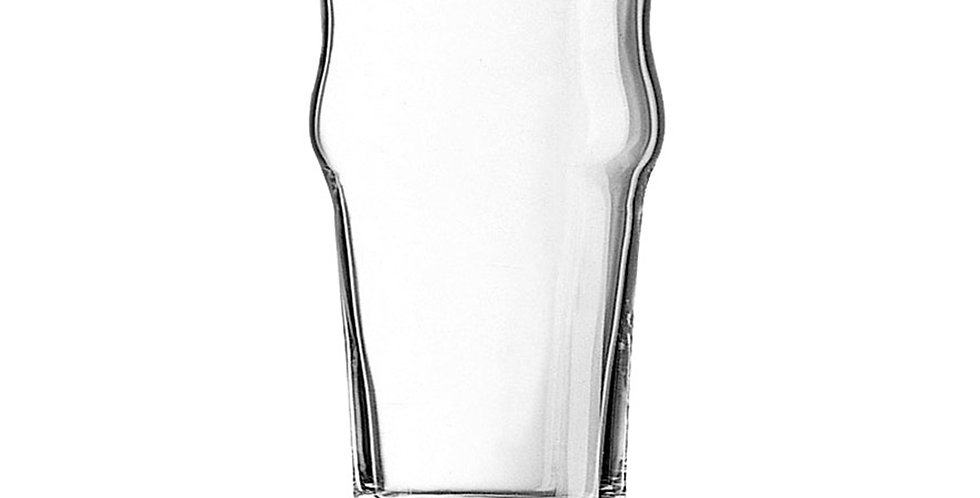 Beer Glass Arcoroc Nonic, Tempered, 340ml