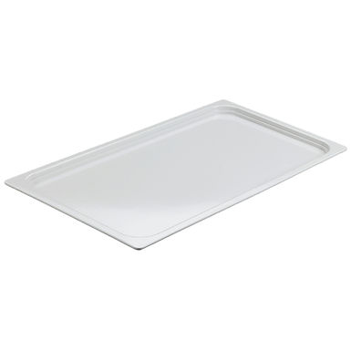Ambra Tray Leone, Melamine, White, 1 pc, GN 1/1, 53x32.5x2cm