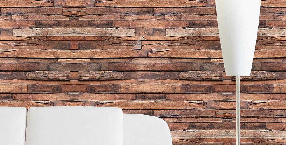 Timber Strips WALPLUS, Sticker, 120x180cm
