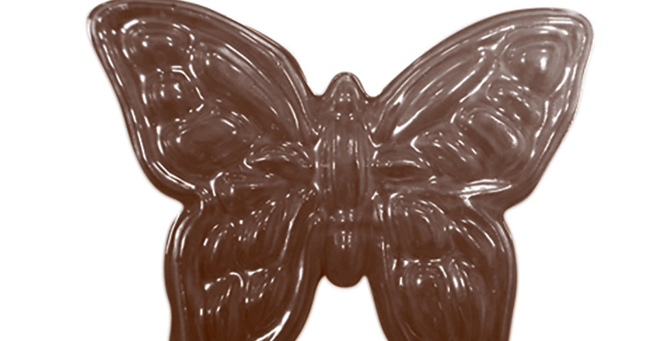 Butterfly Assortment Mold Martellato, Thermoformed Plastic, 5 pcs