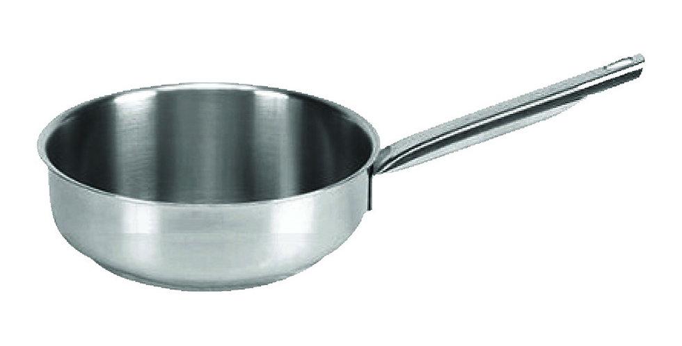 Saute Pan, Inox 18-8, Induction, 3 Sizes