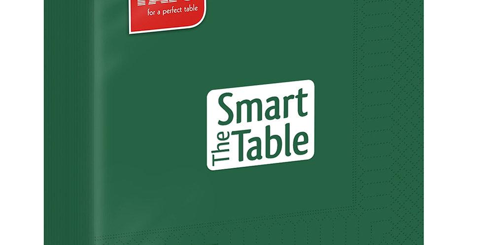 Napkin Fato Smart Table, Green, 2 ply, 100pcs., 38x38cm