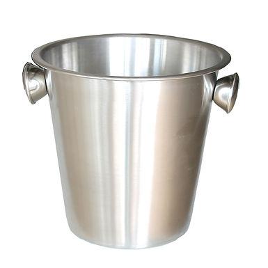 Champagne Bucket, Inox, ∅22x20.5cm