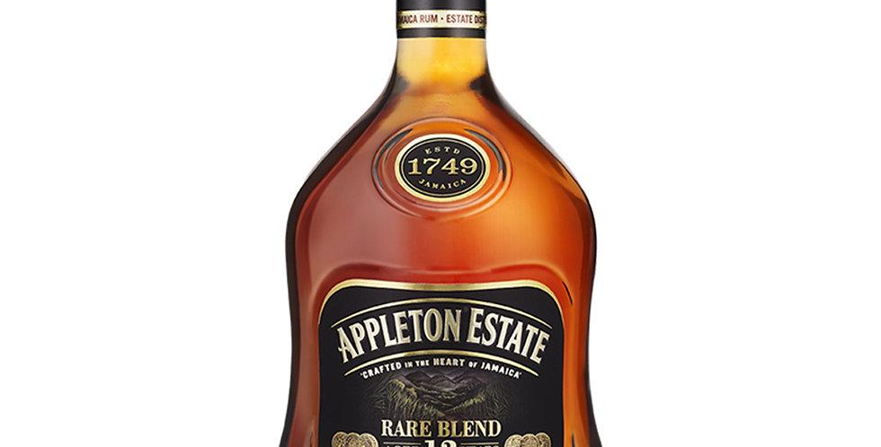 Appleton Estate Aged 12 Years Jamaica Rum, 700ml