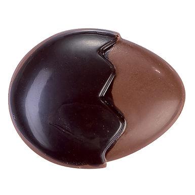 Decorative Chocolate Mold 20-D028 Martellato Fantasy, Polycarbonate, 22 pcs
