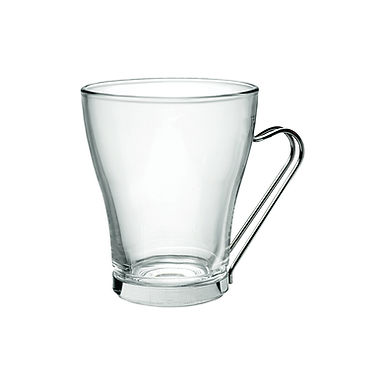 Cappuccino Cup Bormioli Rocco Oslo, Tempered, 235ml