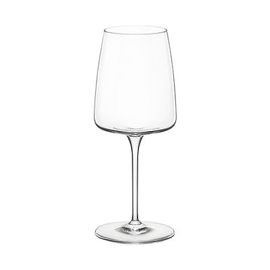 White Wine Glass Bormioli Rocco Planeo, Crystal, 380ml