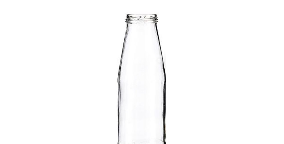 Tomato Paste Bottle STD, Glass, Clear, 720ml, TO 53