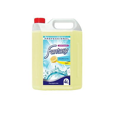 Chlorine Bleach Fantasy, Lemon Perfume, 4L