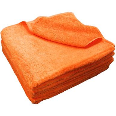 Beach Towel Fragente, Orange, 20/2, 500gr/m², 80x150cm