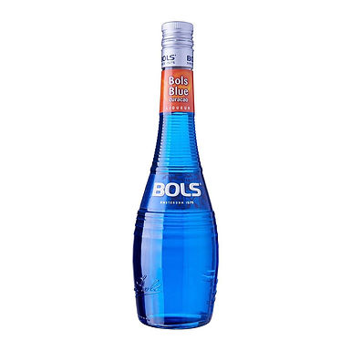 Bols Blue Curacao Liqueur, 700ml
