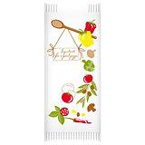 Cutlery Pocket with Napkin Fato, Pizza Chef, 1000pcs., 25x10.3cm